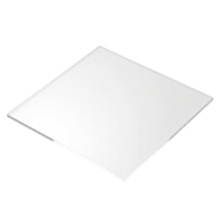 25mm Clear Cast Acrylic Sheet