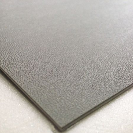 Grey Pinseal Embossed Abs Sheet Abs Acrylonitrile