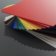 3mm Foamalux Coloured Foam PVC Sheet
